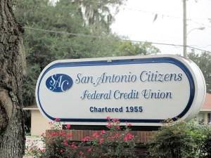 The San Antonio Citizens Federal Credit Union was chartered on Dec. 12, 1955.