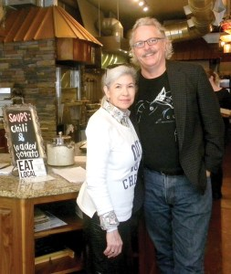 Rebecca and Curtis Beebe recently opened their third restaurant, and their first in downtown Dade City – Rebecca's at City Market. (Kathy Steele/Staff Photo)
