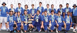 Everest Academy of Ontario was the champion of the Elite Division.