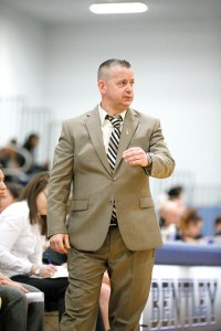 New Saint Leo women's basketball coach Anthony Crocitto said he'll look locally, nationally and internationally to find recruits. (Courtesy of Saint Leo Athletics)
