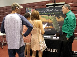 Participants at the Tampa Bay Cottage Food Industry Expo could learn how to buy their own farm.