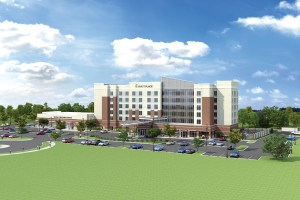 Hyatt Place Wesley Chapel is expected to have a ground-breaking in early 2017 at the Cypress Creek Town Center. (Courtesy of Impact Properties Inc.)