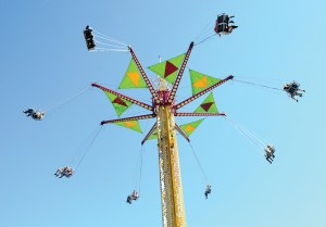 Tickets for Midway rides will be sold individually, or event-goers can purchase armbands for unlimited rides.