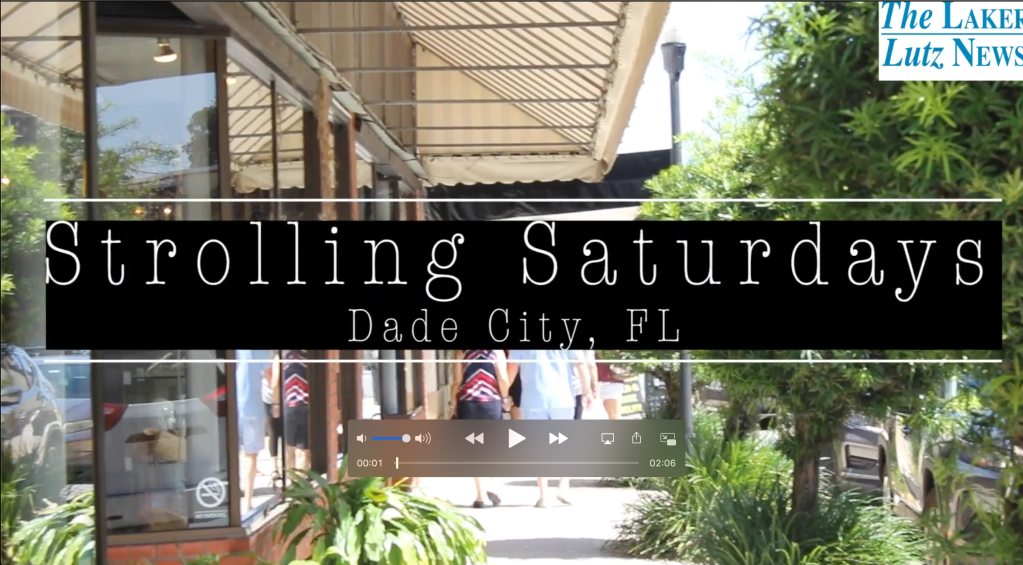 Strolling Saturday in Dade City