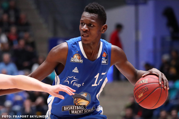 e482ecf3b0b 2018 NBA Draft: Lakers select Isaac Bonga with 39th overall pick ...