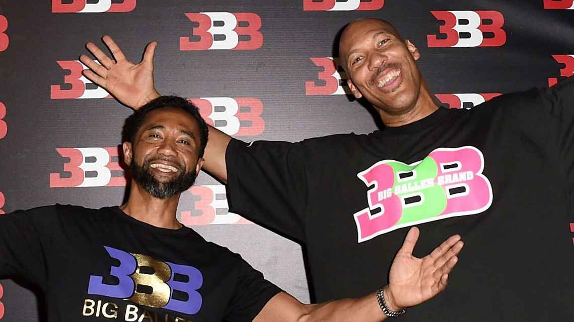 Report: FBI investigating Big Baller Brand co-founder Alan Foster - Lakers  Outsiders