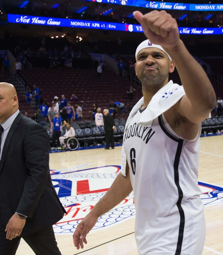 Jared Dudley joining the Lakers and embracing mentorship.