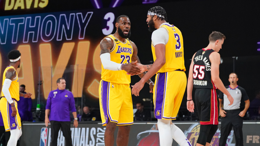 Game Six Recap: THE LAKERS ARE 2020 NBA CHAMPIONS - Lakers ...
