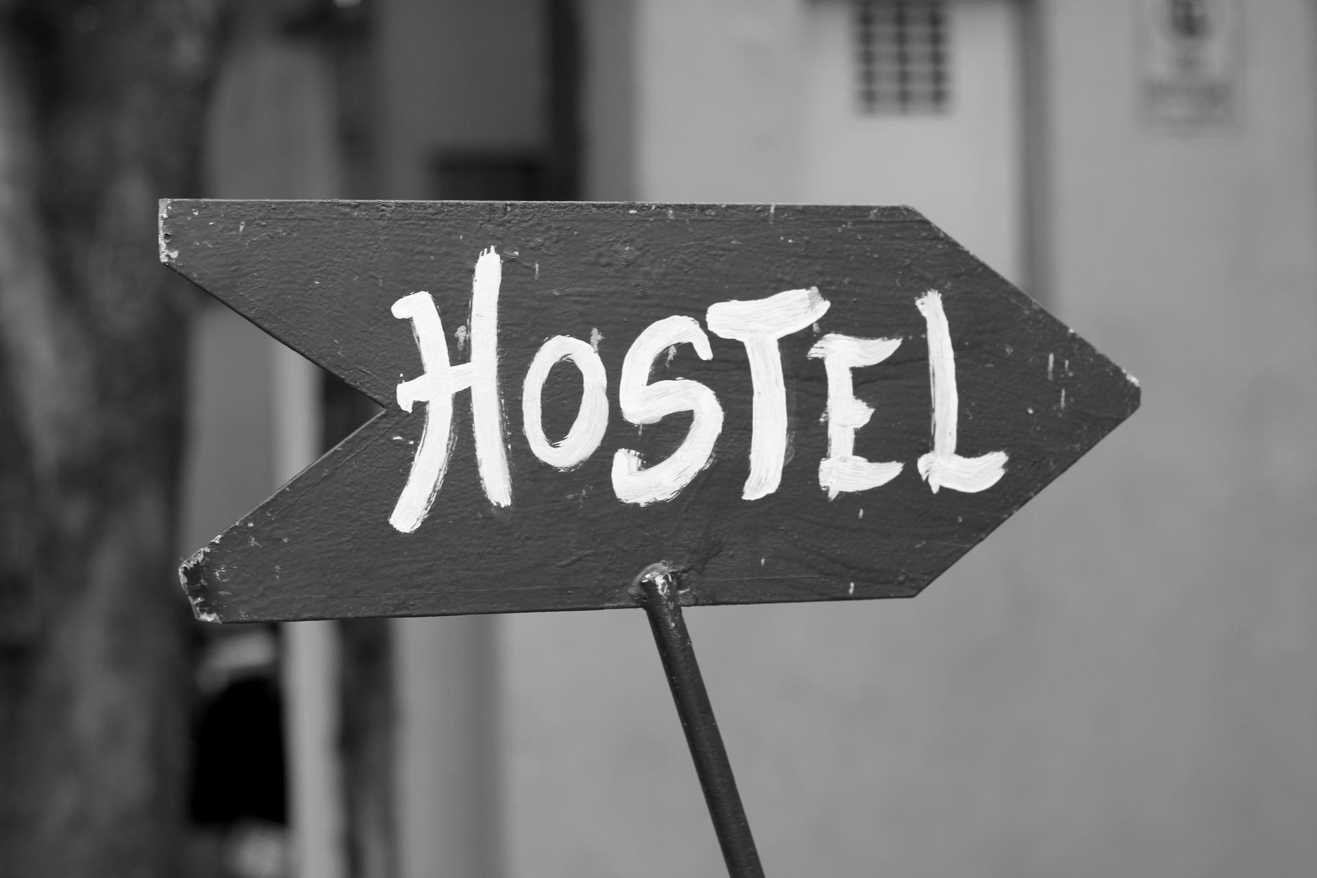 The Naked German: Adventures in International Hosteling