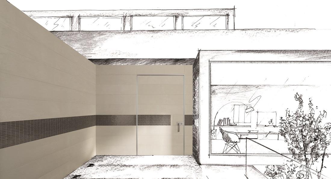Oikos Concrete Door