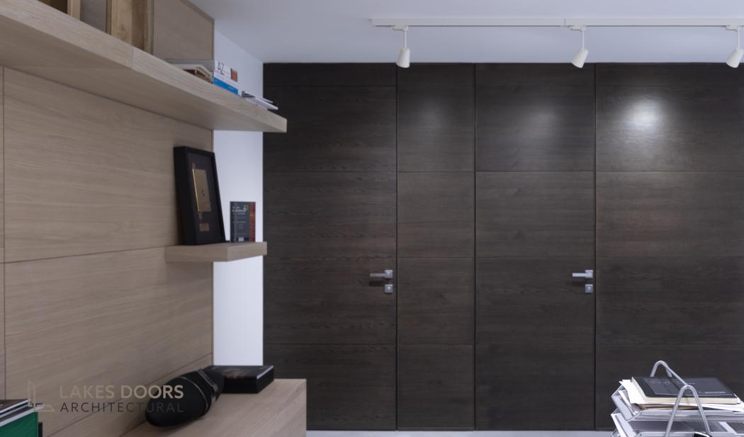 Luxury Door Showroom