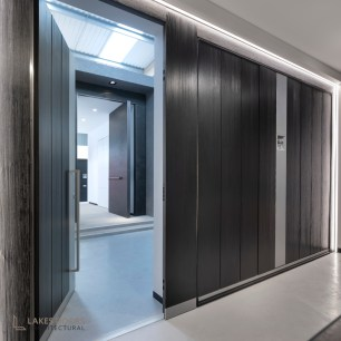 Lakes Doors Architectural Silvelox Showroom