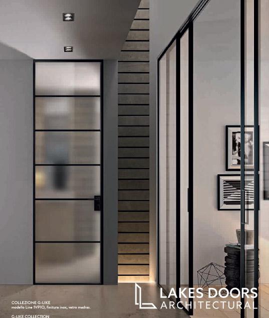 Crittall Style Aluminium Door