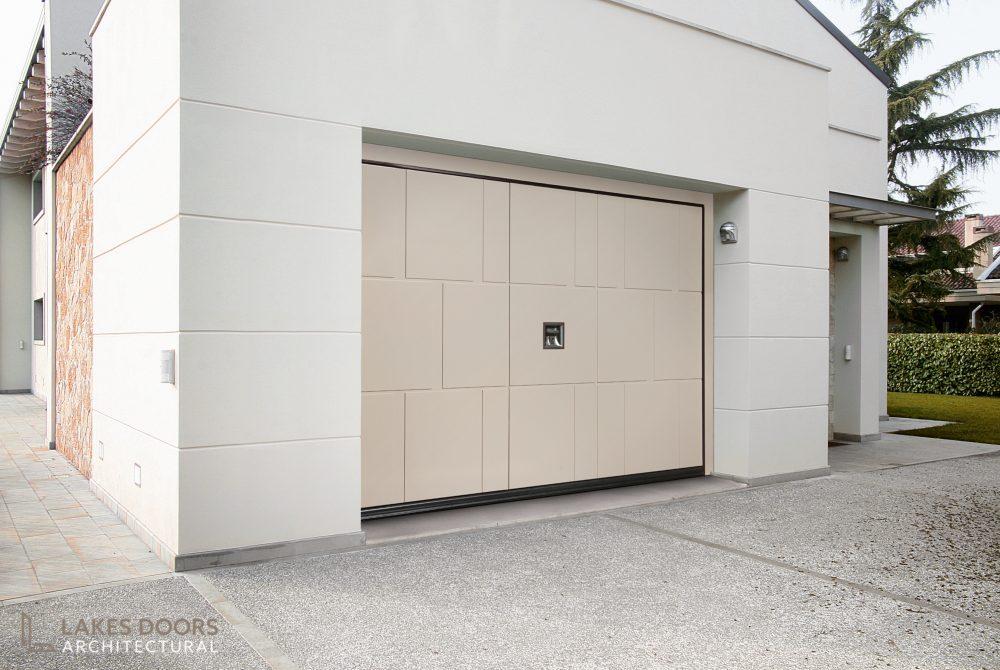 Architectural Garage Door