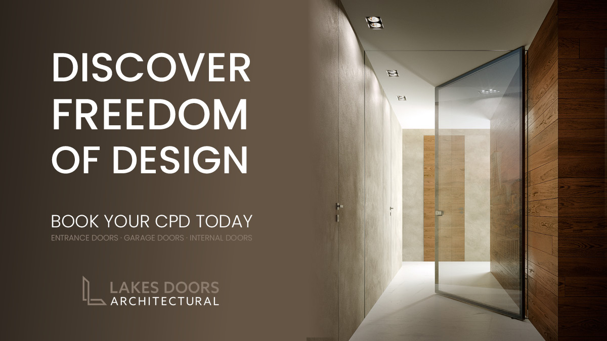 Architectural Doors CPD