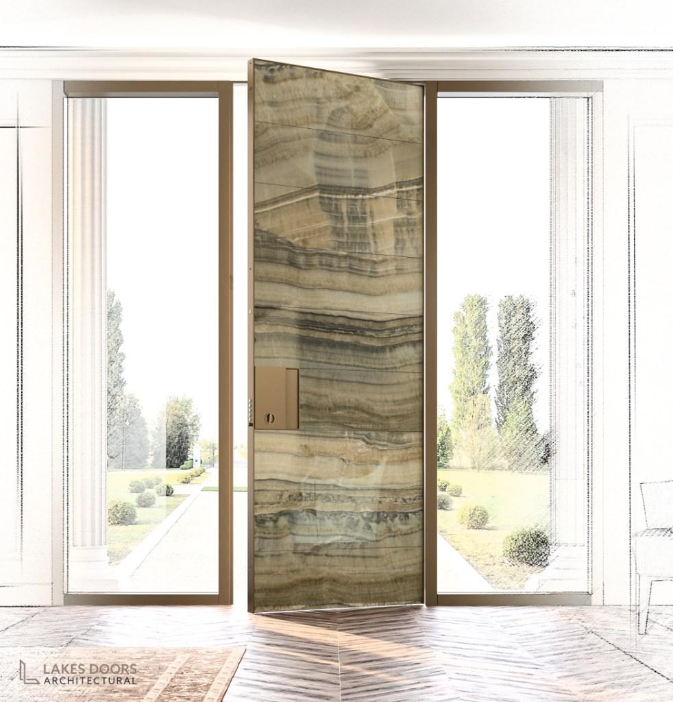 Onyx Front Door