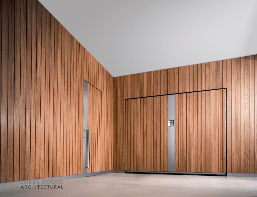 Silvelox Wall Concept Oak
