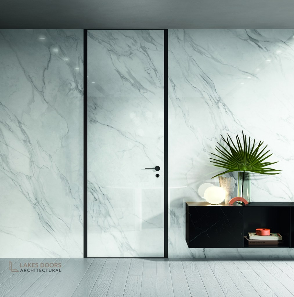 White Marble Wall Panelling