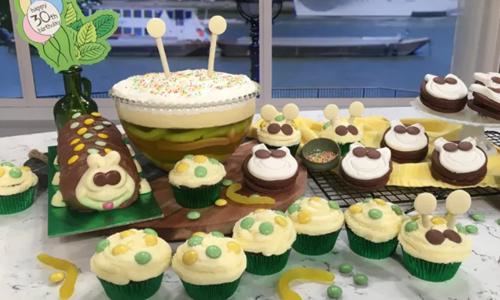 Colin Cupcakes