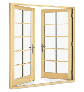 marvin elevate outswing french door