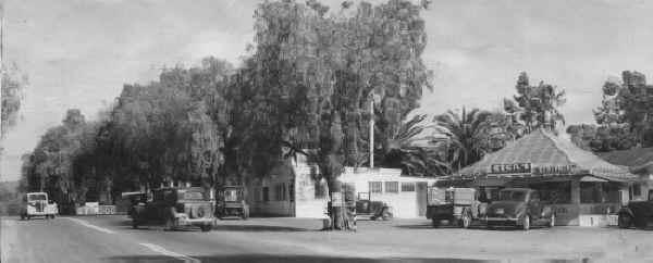 Cecil's Restaurant 1940s