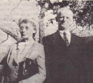 Bernice and Louis Melville