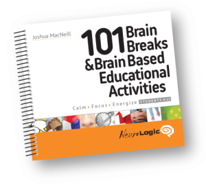 cover of book 101 brain breaks