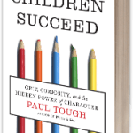 "A photo of the book ""How Children Succeed"" by Paul Tough"