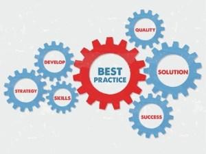 gears best practice visual