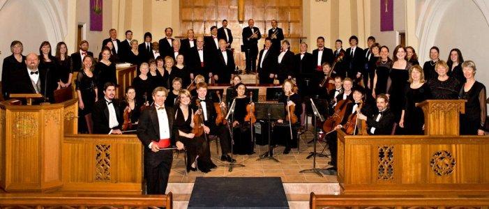 Handel's Messiah Kicks Off BigBlue Winter MusicFest 2010-11