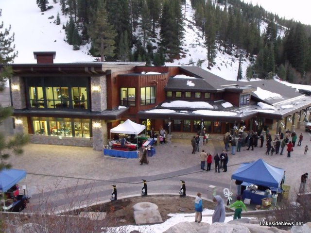 Diamond Peak Welcomes Guests with New $4.5 Million Skier Services Building