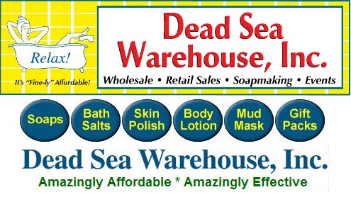 Kiss The Itchies Goodbye! Visit The Dead Sea Warehouse In Incline Village and Pick Up a Free Bar of Soap