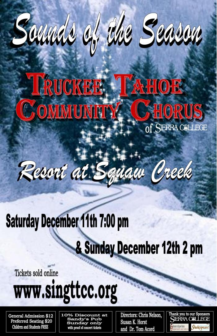 """Enjoy """"Sounds of the Season"""" This Weekend!"""