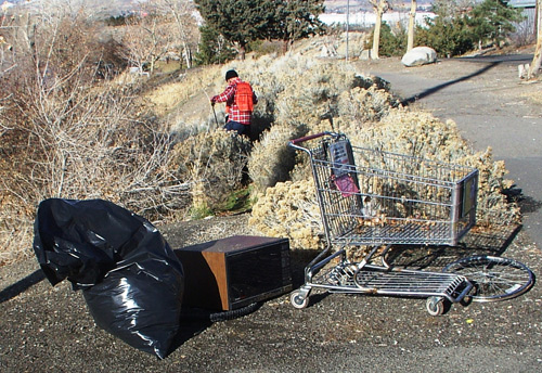 Washoe County Sheriff's Office awarded grant to continue cleanups along the Truckee River