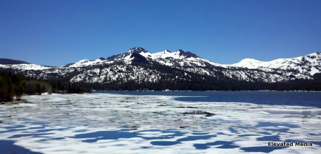 Caples Lake June 24, 2011