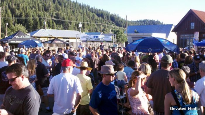 "Downtown Truckee Comes Alive for ""Truckee Thursdays"""