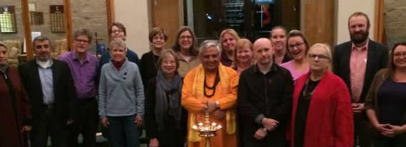 Multi-Faith Religious Leaders Prayed Together In Reno On Eve Of US General Election