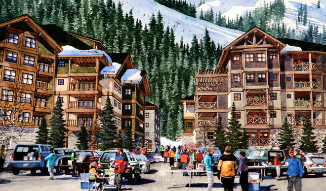Placer County Supervisors Approve Village At Squaw Valley Project