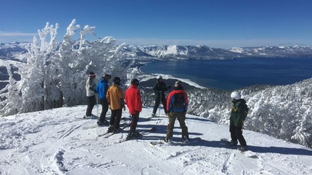 Ski With A Ranger To Begin At Heavenly Mountain Resort
