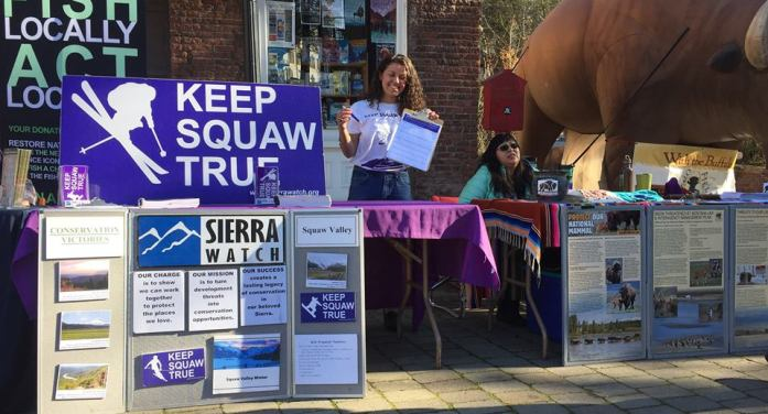 Sierra Watch Makes Case Against Squaw Valley Development Approvals