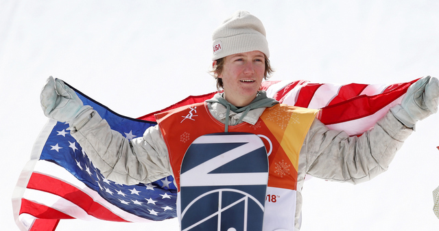 Red Gerard Takes Slopestyle Gold For U.S.A