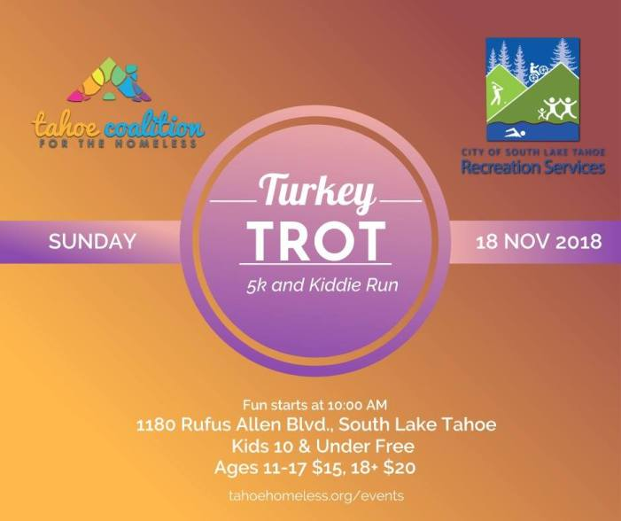 Turkey Trot Raises Thousands to Help the Homeless