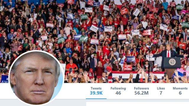 The Last 24 Hours of Presidential Tweets