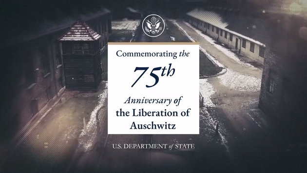 U.S. Contributing $2 Million in Additional Funds to Auschwitz-Birkenau Foundation