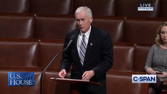 United States Congressman Tom McClintock Endorses Dennis Mills for Supervisor
