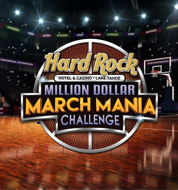 Hard Rock is Ready for March Madness With Million Dollar Bracket Challenge, Food, Dining & More