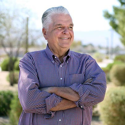 Governor Sisolak announces all Nevadans aged 16 and older will be eligible for the COVID-19 vaccine on April 5