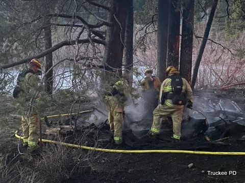 Wildland Fire Leads to Arrest on Legacy Trail