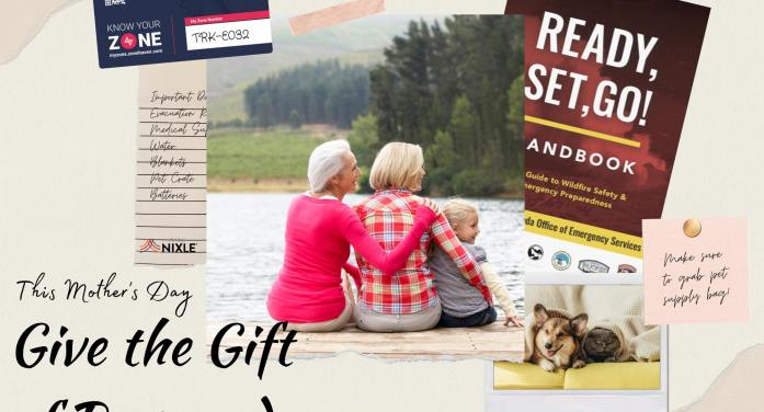 Give Mom a Plan & Peace of Mind for Mother's Day!