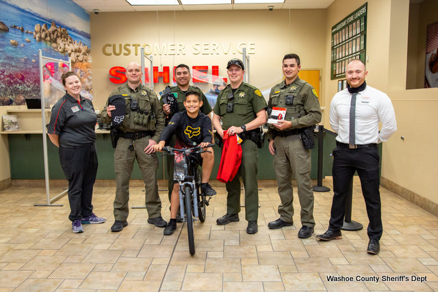 Washoe Sheriff's Department Shares Happy Ending to Hit & Run Story